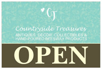 Countryside Treasures Showroom is Now Open!