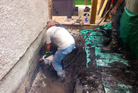 Cut Concrete for Basement Egress Windows and More...from $600