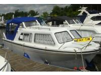 Viking 20 boat
