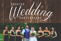 WEDDING Photography / Photographer - BOOK NOW!