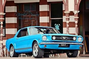 1966 Ford Mustang GT clone Belgian Gardens Townsville City Preview