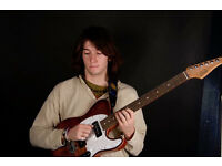 Guitar Lessons, Jazz/ Classical/ Rock, Beginner - Advanced, Meanwood
