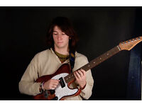 Guitar Lessons, Leeds, Intermediate- Advanced level in Rock/ Blues/ Jazz, Pop & Music theory