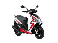 Sym Jet 50 Sport X SR | Scooter/Motorbike 50cc | Swap for 50cc geared