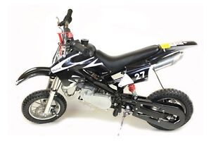 Boys kids Mini Scrambler Moto 49cc/50cc off road pocket dirt bike fast 2 stroke