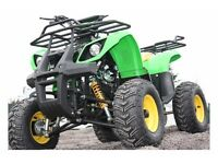 New 125cc condor quad Bikes Free UK Delivery