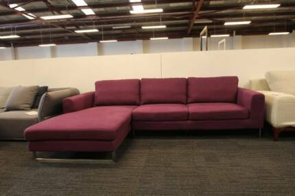 【Brand New】 Fabric Sofa Couch Corner Suite Chaise Set Left / Righ Nunawading Whitehorse Area Preview