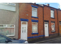 """Say YES to this """"Rent to Buy"""" opportunity - 2 bed terrace – Owen St, St Helens, WA10 3DW"""