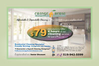 House Cleaning Orangeville