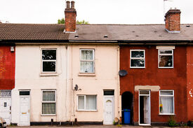 "Say YES to this ""Rent to Buy"" opportunity - 2 bed mid terrace, 68 Newdigate St, Derby, DE23 8UY"