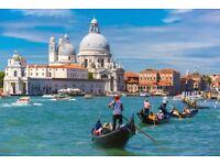 Return flights to Venice x 1 - £100