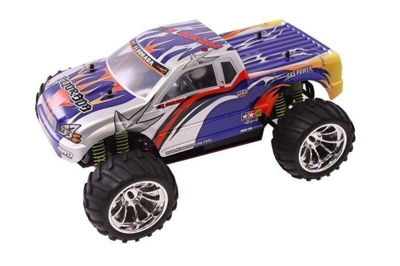 Nitro RC Drift Car | eBay