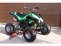 125cc interceptor Quad Bike BRAND NEW Quad bikes