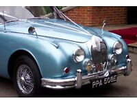 Classic Inspector Morse Jaguars and Rolls Royce available for wedding hire