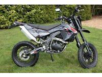 BRAND NEW Apollo 125 RX 125cc SuperMoto road legal bike