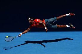 Tennis coach central London