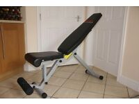 Brand new York 13-in-1 Fitness Bench