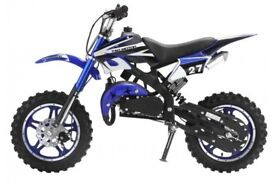 New 50cc Scrambler Blaster Mini Bike