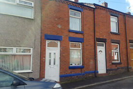 "Say YES to this ""Rent to Buy"" opportunity - 2 bed terrace – Owen St, St Helens, WA10 3DW"