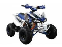 125cc off road quad
