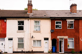 """Say YES to this """"Rent to Buy"""" opportunity - 2 bed mid terrace, 68 Newdigate St, Derby, DE23 8UY"""