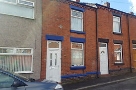 Rent to Own this 2 bed terrace house, Owen Street, St Helens, WA10 3DW