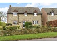 5 Bed Country Family House to let on the border of Cotswold