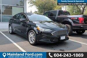 2017 Ford Fusion SE *ACCIDENT FREE*