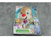 Fisher price laugh and learn puppy - brand new