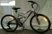 Mountain bike is all aluminum and very light St Albans Brimbank Area Preview