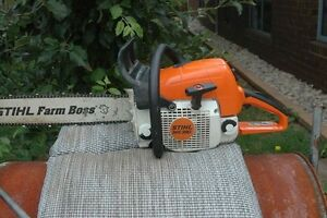 Chainsaw, Stihl MS 390. Mirboo North South Gippsland Preview