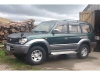 Toyota Landcruiser Prado/Colorado
