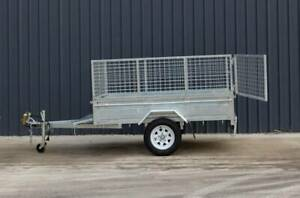 7x5 Box Trailer FULLY GALVANISED Moss Vale Bowral Area Preview