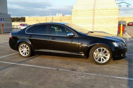 Commodore VE Calais V 18 Inch Wheels And Tyres With 90% Tyres Marrickville Marrickville Area Preview