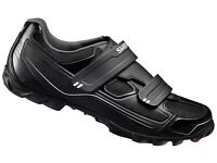 Shimano M065 MTB Shoe with cleats