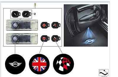 MINI Genuine L.E.D Door Projectors PN:63312414106 UK