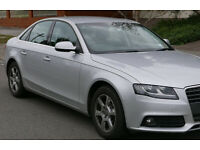 Audi, A4, Saloon, 2008, Manual, 1968 (cc), 4 doors