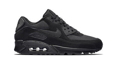 Nike Air Max 90 Essential Triple Black | UK 6 7 8 9 10 11 | New with Box