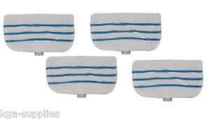 Black And Decker Steam Mop Pads for FSM1600 1610 1620 FSM1500 FSMP20 Pack of 4
