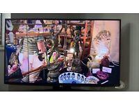 40 inch 4k TV - LG40UF695V