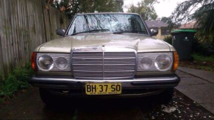 Mercedes-Benz 1980 300D Denistone East Ryde Area Preview