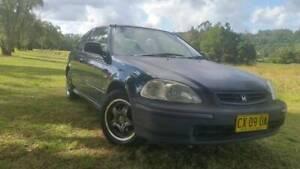 1999  Honda Civic Auto Long Rego