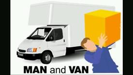 Man and Luton Van Hire house office move Rubbish removal ikea Piano Furniture Delivery Nationwide