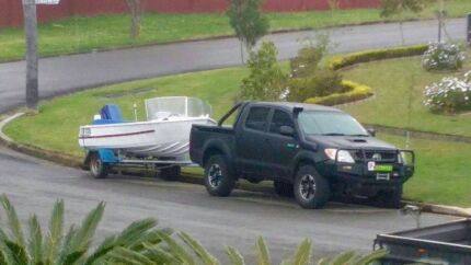14 foot boat   Seven Hills Blacktown Area Preview