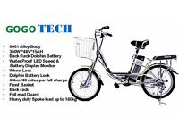 Electric Bike Go Go Tech Brand New