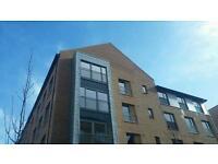 Beautiful two bedroom top floor corner flat in West end Finnieston / Anderston
