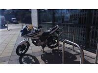 HONDA CBF125 M-B 2011