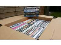 500+ DVDS CLEARANCE BARGAIN