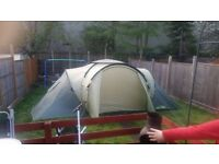 large 3 bedroom tent MUST GO