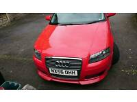Audi a3 1.6 limited edition